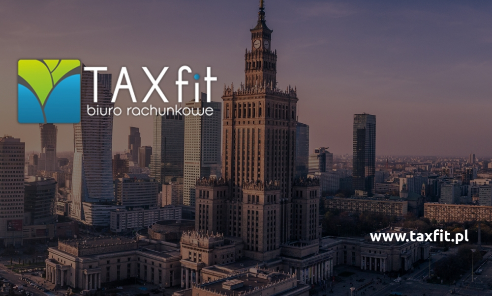 Zespół biura rachunkowego TAXFIT